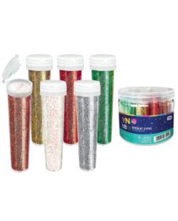 Χρυσόσκονες και Glitter